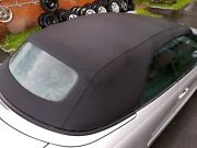 Oem Volvo C70 Soft Top Roof Complete With Frame And Harness 98-04 Black 63k Mile
