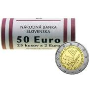 Slovakia Commemorative Coin Special Coins 2011 Roll St Visegrad Group