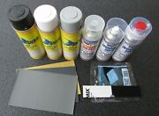 Spray Can Valspar Base Coat Touch Up Paint For 2010 - 2013 Mazda3