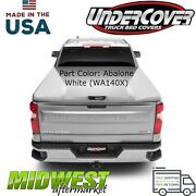 Undercover Elite Lx Abalone White Bed Cover Fits 2019 Gmc Sierra 1500 5and0398 Bed