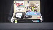 Nintendo Wii U Limited Edition Zelda The Windwaker Hd Console - And039the Masked Manand039