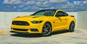 Project 6gr Ten 20x9/10.5 Satin Graphite Concave Wheels For S197 Mustang Gt V6