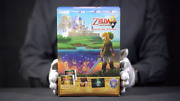 Zelda A Link Between Worlds Collectorand039s Edition 3ds Pal Boxe - And039the Masked Manand039
