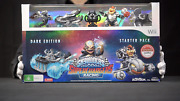 Skylanders Superchargers Dark Edition Starter Pack Wii Boxed - 'the Masked Man'