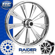 Rc Raider Chrome Custom Motorcycle Wheel Yamaha Raider Metric Cruiser 21
