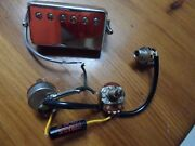 Vintage Gibson Humbucker And 1967 Cts 500k Potentiometers Es-335 Pots Sg Les Paul