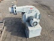 New York Blower 5hp Ac Motor With Inlet Filter And Damper