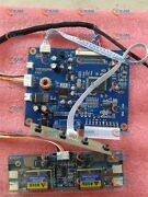 40pcs/lot Cga To Lvds Converter Board Without Backlight Inverter For Lcd Monitor