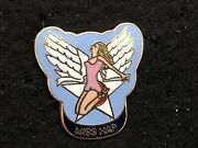 A Pins Pin Femme Sexy Pin-up Nose Art Aviation Ww2 Miss Hap Version Email