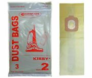 Kirby Style 2 Vacuum Bags Type Vac Heritage 1 I One Vac 19068103 837sw