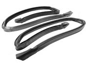 1978-1988 Oldsmobile Cutlass Supreme And Calais And Ss Roof Rail Weatherstrip Seals