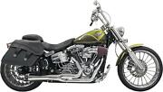 Bassani Manufacturing Exhst Rr2-1 Sh Brkout Ch 1s32r
