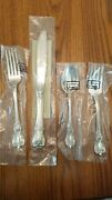 Towle Old Master Sterling Silver Flatware Set. 32 Pcs For 8 Sealed