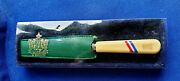 Coronation Souvenir 1953 Stanley Rogers Fruit Knife In Box Complete Perfect