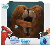 Finding Dory - Otters Interactive Feature Plush Set - Small - 8''