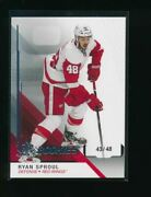 2014-15 Sp Game Used 146 Ryan Sproul 43/48 Rc