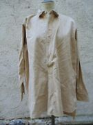 France 39-45 Chemise Sable Style Mle 1935 Troupes Coloniales Armee Dand039afrique