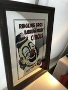 Ringling Bros And Barnum And Bailey Circus Mirror The Greatest Show On Earth