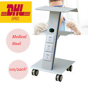 Medical Trolley Cart Mobile Steel Cart Trolley For Dental Equipment Purpose Usa