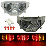 Led Integrated Blinker Taillight For Suzuki Bandit Gsf 650 1200 Gsx 650f 1250fa