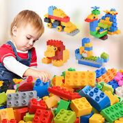 Big Size Diy Building Blocks Compatible Figures Bricks Construction Children Toy