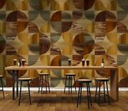 3d Wood Grain O591 Wallpaper Wall Mural Removable Self-adhesive Sticker Kids Amy