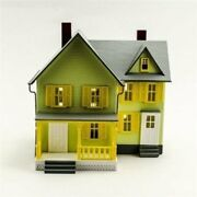 Model Power 6373 O Dr. Andrews House Built-up Buildings Lighted W/ Fig