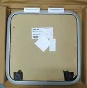 Bomar 1000 Series 16.5 Square Hatch Extruded Low Profile N1070-10a