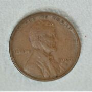 1926-s Lincoln Wheat Cent Coin Au Condition  A-1207