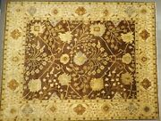 New 10x12 Traditional Floral Pattern Area Rug Hand Knotted
