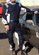 Sparco Rs 8 Driving Suit Single Layer Construction Three Layer Protection