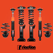 Riaction Coilovers 32 Way Adjustable For Bmw 3-series 1992-1998 E36