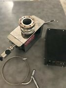 Varian 919-0302s225 Noble Diode Ion Pump And Power Supply For Zeiss Leo 1500 Sem