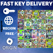 The Sims 3 All Expansion Packs Dlc's Region Free Pc Keys In Variations Origin