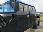 New Military Humvee Hmmwv Aluminum Hard X Door Kit M998 And Other Variants