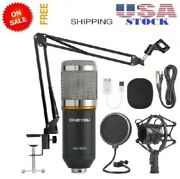 Twitch Mic Streaming Microphone Podcast Equipment Kit Youtube Channel Best Setup