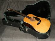 Made In Japan 1998 - Catand039s Eyes Cev180 - Wonderful D28 Style Acoustic Guitar
