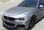For Bmw M Package F30 F31 3er Carbon Dtm Style Frontschwert Lip
