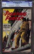 Our Fighting Forces 45 Cgc 8.0 Off-white Dc, 1959 Gunner And Sarge Begins