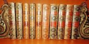10 French Antique Books By Anatole France Complete Works Illustrated Paris 1925