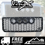 Vision X Light Cannon Vs Grille W/ Lights For And03915+ Gmc Sierra 2500 3500 5262154