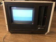 Rare Vtg 1970's Cpt 6100 Word Processor Terminal For Computer Museum Turns On