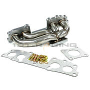 Turbo Exhaust Manifold Header Fit 83-88 Toyota Pickup 4runner Hilux 22re 22r-te