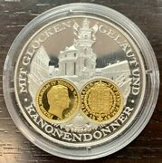 Germany - Medal Silver And Gold - 1 Thaler 1848