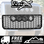 Vision X Light Cannon Vs Grille W/ Lights For And03916-and03918 Gmc Sierra 1500 5261164