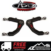 Add Uniball Upper Control Arms For 2017-2020 Ford F150 Raptor