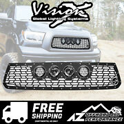 Vision X Light Cannon Vs Grille W/ Lights For And03916-and03918 Toyota Tundra 5360164