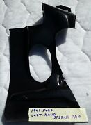 1941 Ford Car Front Left Splash Pan Shield Used Oem Restored. Nice And Solid