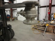 Stainless Ball Valve 6 300 Rf Flanged Cf8m Lever Operated Full Port