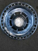 1969 Chevy Chevrolet Chevelle Hubcap Hub Cap Wheel Cover Nice Find